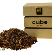 Mac Baren Cube Gold - Premium Aromatic Pipe Tobacco Blend