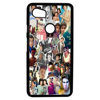 Dolan Twins Collage 3 2 Google Pixel 2XL Case
