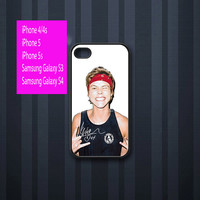 Asthon Irwin Cool - Print on hard cover for iPhone Case and Samsung Galaxy Case