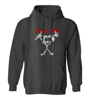 The Monster Music Band Logo Hoodie for Mens Hoodie and Womens Hoodie