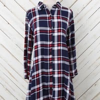 Altar'd State Plaid Persuasion Dress | Altar'd State