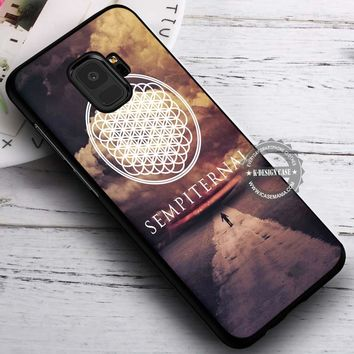 Bring Me The Horizon Sempiternal iPhone X 8 7 Plus 6s Cases Samsung Galaxy S9 S8 Plus S7 edge NOTE 8 Covers #SamsungS9 #iphoneX