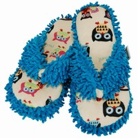 Lazy One Slippers - Owls SL160B