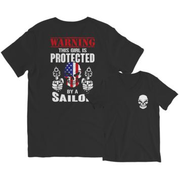 Limited Edition - Warning This Girl is Protected by a Sailor