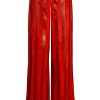 Indalecia Leather Trouser | Moda Operandi