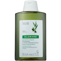 Klorane Shampoo with Essential Olive Extract (6.7 oz)