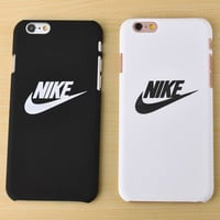 Nike Stylish Durable Hard Case for iPhone 7 8 Plus