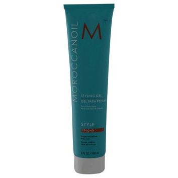 Moroccanoil By Moroccanoil Styling Gel --Strong 6 Oz