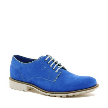 Ted Baker Tich Derby Shoes - blue