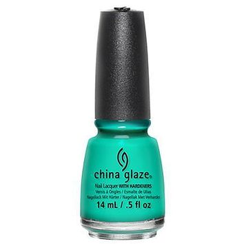 China Glaze - Keepin' It Teal 0.5 oz - #81324