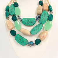 Strands of Fabulous Necklace