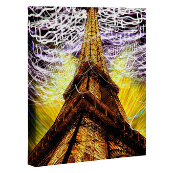 Amy Smith France Two Art Canvas