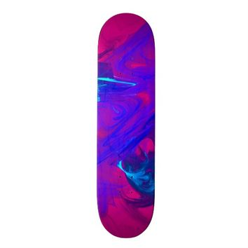 Fractal Art 21,6 Cm Skateboard Deck