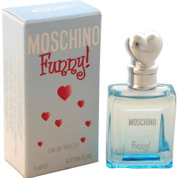 Moschino - Moschino Funny (4 ml) Case Pack 3