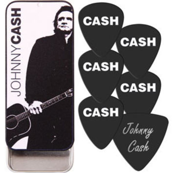 Johnny Cash Guitar Pick