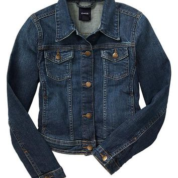 Gap Girls Factory Denim Jacket