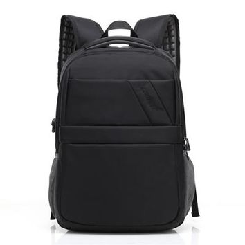 Cool Backpack school Men and Women 15.6 inch Laptop Backpack Shockproof Unisex Double Shoulder USB School Bags Notebook Computer Carrying Case Cover AT_52_3