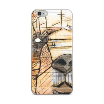 Bear Art iPhone Case