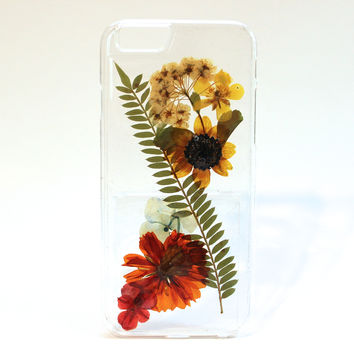 Phoebe iPhone 6 Dried Flower Phone Case