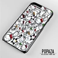 Tokidoki For Hello Kitty iPhone 6 Plus Case Cover