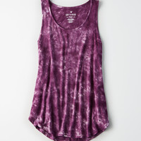 AE Soft & Sexy Scoop Neck Tank Top, Burgundy