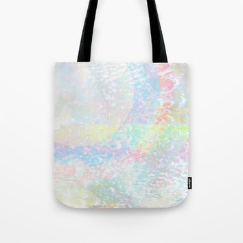 The Grey Area Tote Bag by Ben Geiger