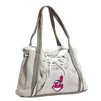 Cleveland Indians MLB Hoodie Purse