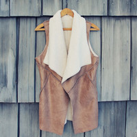 Coldwater Sherpa Vest