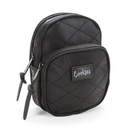 Mini Quilted Smell Proof Pack (Black)
