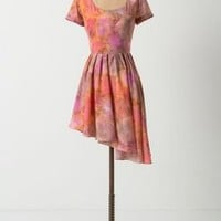 Divination Asymmetric Dress - Anthropologie.com