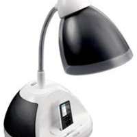 iHome iHL20 Colortunes Speaker Lamp for iPod (White)