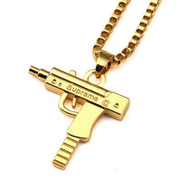 Jewelry Stylish Gift New Arrival Shiny Hip-hop Necklace