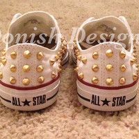 Studded Converse Shoes (FULLY STUDDED)