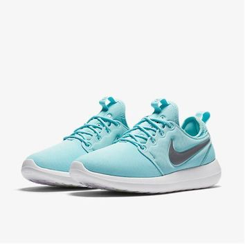 ICIK03T Nike Roshe Two Run 2 Women Running shoes Color Sky Blue