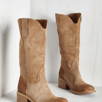 Rustic Your West Interest at Heart Boot by ModCloth