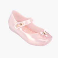 "Mini Melissa - Mini Ballet"" slip on in Light Pink - 31465"