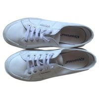 Baskets SUPERGA Blanc