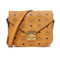 MCM Women's Patricia Saddle Bag