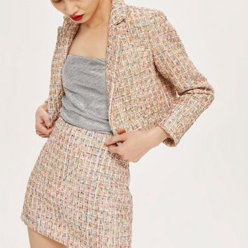 Boucle Skirt - Skirts - Clothing