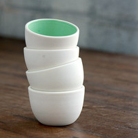 Stacking Thimble Cups