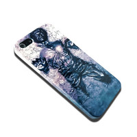 iPhone 6, iPhone 4 4s, iPhone 5/5s, Iphone 5C Han Solo In Carbonite Hard Case Cover