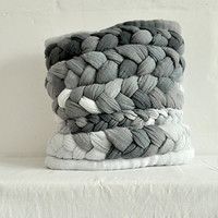"Pillowcase ""plait"""
