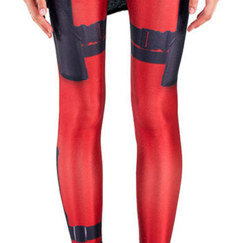 Mr. Wilson (Deadpool Leggings)