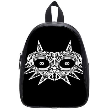 Sugar Skull Majora Mask School Backpack Large