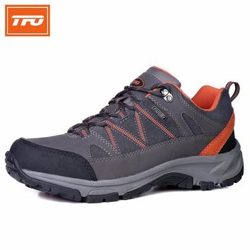 TFO sport sneakers men running shoes outdoor tennis jogging running cushion breathable light weight waterproof GYM fitness