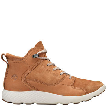 Timberland | Men's FlyRoam Leather Hiker Boots
