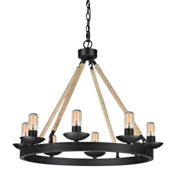 Pearce 8 LIght Chandelier