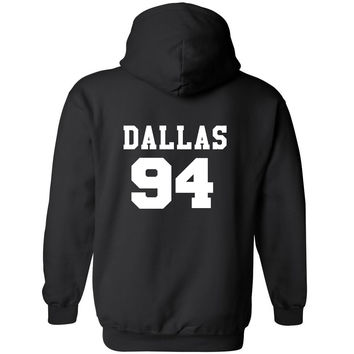 Cameron Dallas 94 Hooded Sweatshirt
