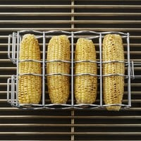 Williams Sonoma Stainless-Steel Corn Basket