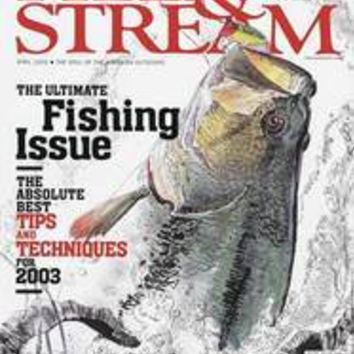 FIELD & STREAM: April 2003